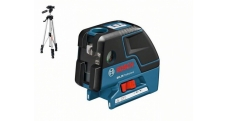 Bodový laser Bosch GCL 25 Professional (+BS 150)